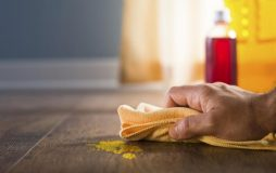 How to Remove Paint from Wooden Floors